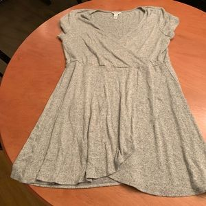 Cried cross fit and flair dress